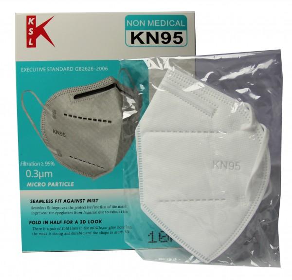 10er Set Schutzmaske KN95