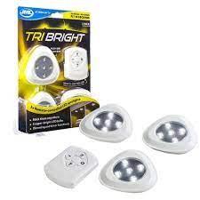 """LED Leuchten - fernsteuerbar und klebend """"Tri Bright"""""""