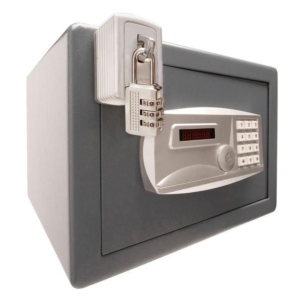 Milockie Zusatzschloss für den Safe