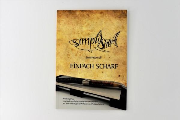 Buch: SimplyShark - Anleitung zum Schleifen von Messern