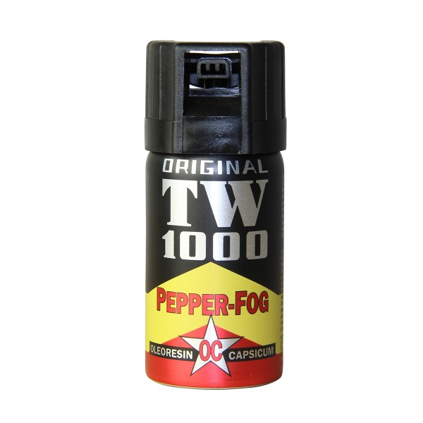Pfefferspray TW1000 Man (40 ml/Nebel) Pepper Fog