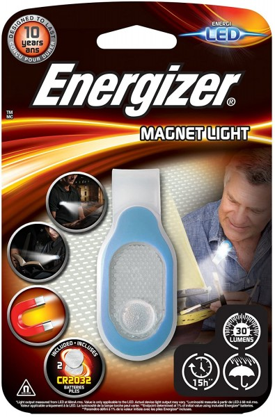 Energizer Magnet Light incl. Batterie