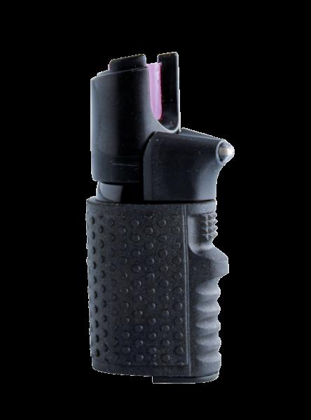 Pfefferspray Hurricane 15 ml inkl. LED - schwarz oder pink Schwarz
