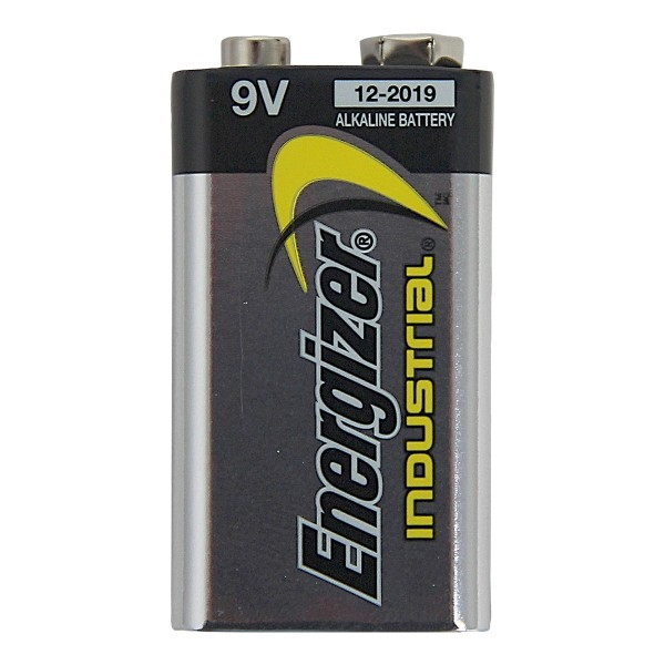 Energizer Alkali 9 Volt-Block (E) (Batterie)