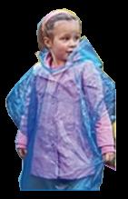 Regenponcho - Kinder