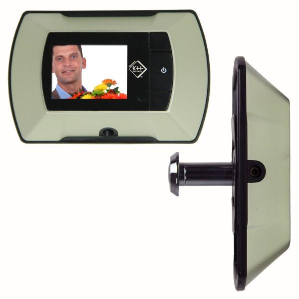 """Digitale Türspionkamera - Türwächter """"Security"""""""