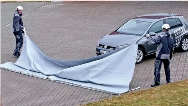 Autolöschdecke NO-CarFire - Einmalige Verwendung