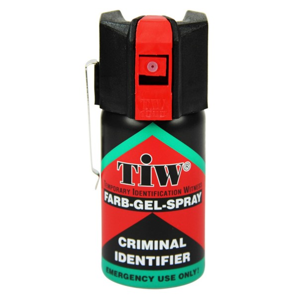 Criminal Identifier - Farbspray 40 ml