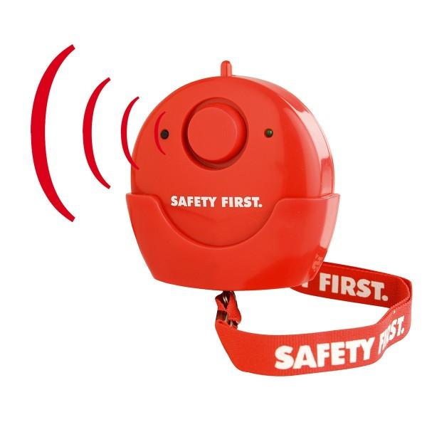 Safety First Haus-Notfallalarm mit LED-Licht zum Schutz Zuhause