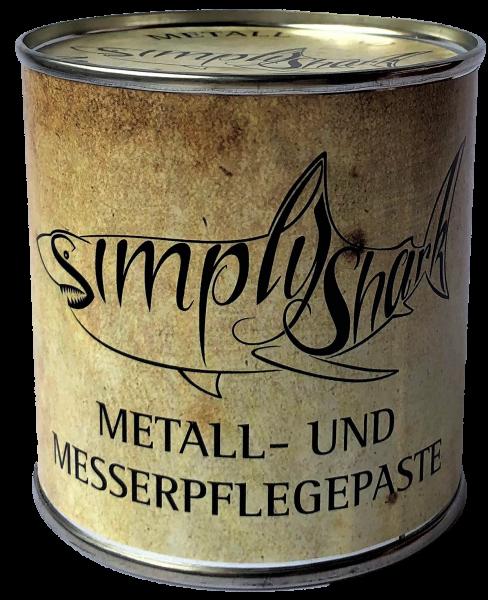 SimplyShark Metall- und Messerpflegepaste