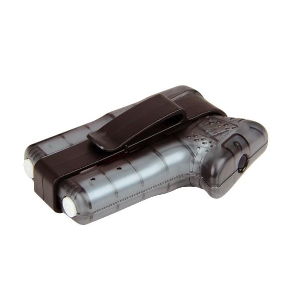 Kunststoff-Gürtelclip für Pfefferspray Abschussgerät Guardian Angel II