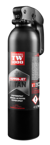 TW 1000 TITAN 750 ml Pfefferspray Gel