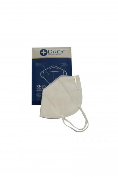 10er Set FFP2-Schutzmaske KN95 mit Nasenbügel