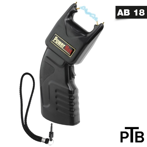 Elektroschocker -PTB- Power Max 500.000 V + Batterien