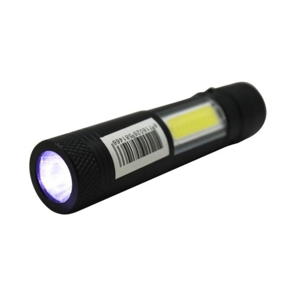 """LED Taschenlampe """"Mini"""" - COB Alu"""