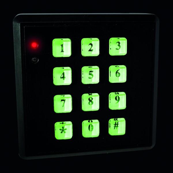 Dummy Alarm-Keypad
